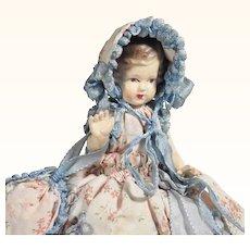 Darling Pin Cushion Doll