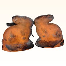 Pottery Mold Rabbit Shape with Stander