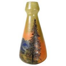 French Cameo Vases Legras ca. 1920 Amazing Motifs
