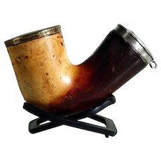 19th Century Superb Meerschaum Pipe Bowl