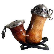 Imposing Meerschaum Pipe Bowl 19th Century Ulmer Kloben