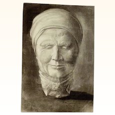 Portrait of an Aged Woman ca. 1900
