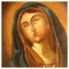 18th Century Saint Mary Magdalene Old German Master