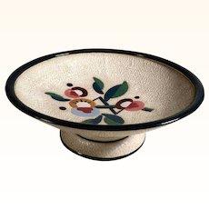 Pottery Compote Amphora Manufactory Pure Art Deco