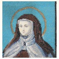 Stunning Sampler  Beadwork Saint Therese