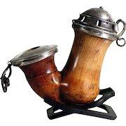 Imposing Meerschaum Pipe Bowl 19th Century