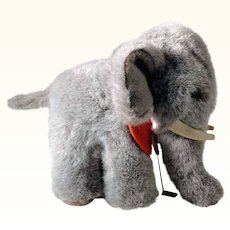 Jumbo! Little Soft and Cuddly Elephant from Steiff