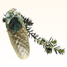 Lovely Old Container Fir Cone Shape