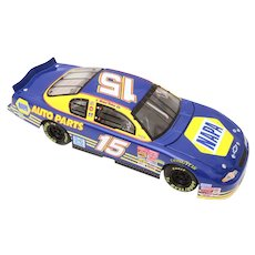 Action Die Cast Race Car 1:24 Chevrolet Monte Carlo Michael Waltrip #15 NAPA NASCAR, Daytona 500