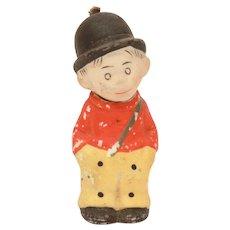 1920s Kayo from Moon Mullins Comic Strip German Bisque Nodder Figurine