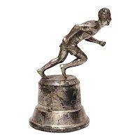 1935 Josten Silverplate Trophy Medley Relay Race for Citizens Bank, Josten's Trophies Owatonna