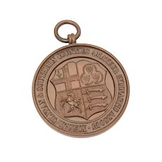 English Amateur Gymnastic Assoc. Bronze Medal 1926-27