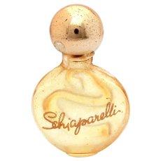 Schiaparelli Micro Miniature Perfume Bottle, Scent S