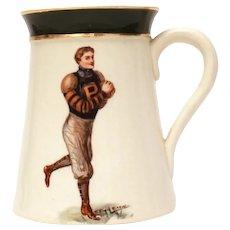 F Earl Christy Princeton University Football Mug
