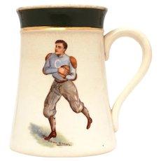 F Earl Christy Columbia University Football Mug