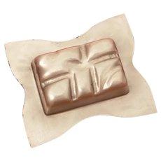 Sampler Chocolate Mold, 1 Piece Metal Candy Form