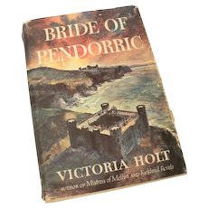 Bride of Pendorric by Victoria Holt 1963 Hardback Book with Dust Jacket, Doubleday Book Club Edition Doubleday