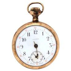 Ladies Locust Pocket Watch Pendant Parts & Repair