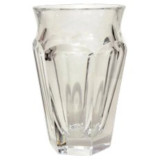 """Baccarat Crystal Nelly Base 5.25"""" for Small Arrangements"""
