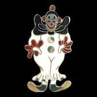 Whimsical Margot de Taxco Clown #6703 c. 1965