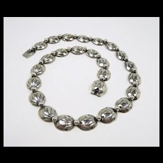 Fashionable N. E. From Denmark Necklace c. 1950