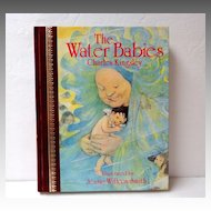 Charles Kingsley THE WATER BABIES.  Jessie Willcox Smith Illus.  Beautiful Edition.  As New Condition.