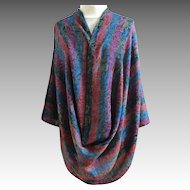 PASHMINA 45% Silk and 55% Pashmina. Multi-colored.  Super Gorgeous.  As New Condition.