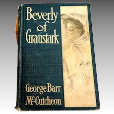 HARRISON FISHER Illustrations.  Beverly of Graustark by George Barr McCutcheon.  1905.  Pub. Dodd, Mead & Co.