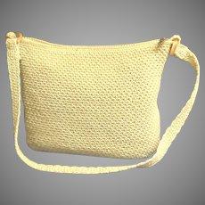 SAK Purse.  Classic Crochet.  Baize.  Cross Body.