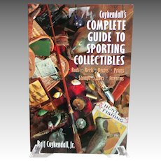 Coykendall's Complete  Guide to Sporting Collectibles.   Illustrated.  Prices.  As New Condition.