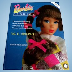 Barbie Fashion. Vol. II, 1968-1974. Great Reference with Values.   Perfect Condition.