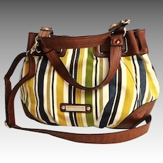 ETIENNE AIGNER Purse.  Crossbody.  Tote.  As New  Condition.
