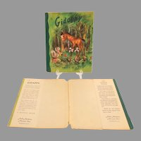 GIDAPPY. With Rare Dust Jacket.  1948 John Martin's House, Pub.  1st Ed.  Near Fine Condition.