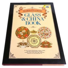 Silber & Fleming Glass & China Book.  1st Ed. 1990. Incredible Reference.  Illustrated.  As New.