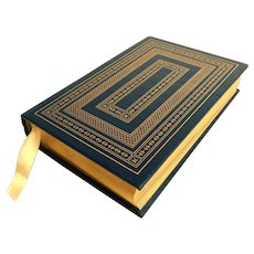The Fountainhead by Ayn Rand.  Easton Press. Collector's Ed.  Genuine Leather.  As New Condition.