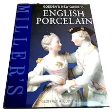 Miller's Godden's New Guide to ENGLISH PORCELAIN.  1st Ed. 2004.  Wonderful Illustrations.   Collector's Reference.  As New Condition.