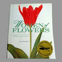Women of Flowers.  Tribute to Victorian Women Illustrators.  2005. As New Condition.