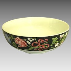 Lovely Vintage Tiffany & Co. Porcelain Serving Bowl- Merrion Square by Sybil Connolly