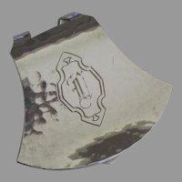 Vintage Webster Sterling Napkin Holder Clip