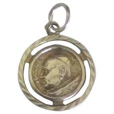 Vintage 800 Pope John XXIII Medal