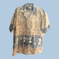 Winnie Fashion Hawaiian Aloha Shirt XL