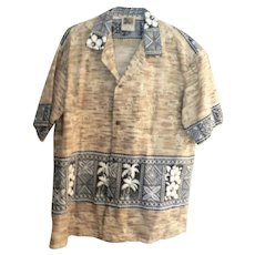 Winnie Fashion Hawaiian Aloha Shirt XL