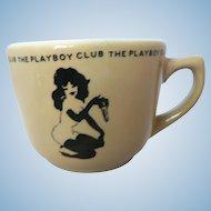Rare Vintage Playboy Club SOKI Cup by Jackson China & HMH Pub. Co.