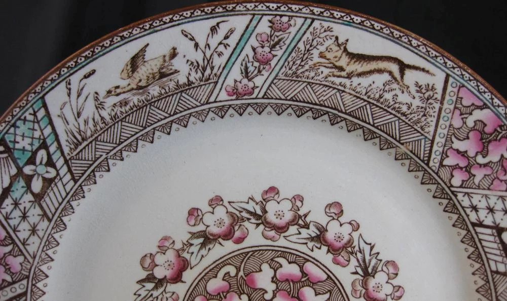 Dating wedgwood lustre ware oyster 10