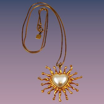 Ann Klein Sun Lover's Necklace