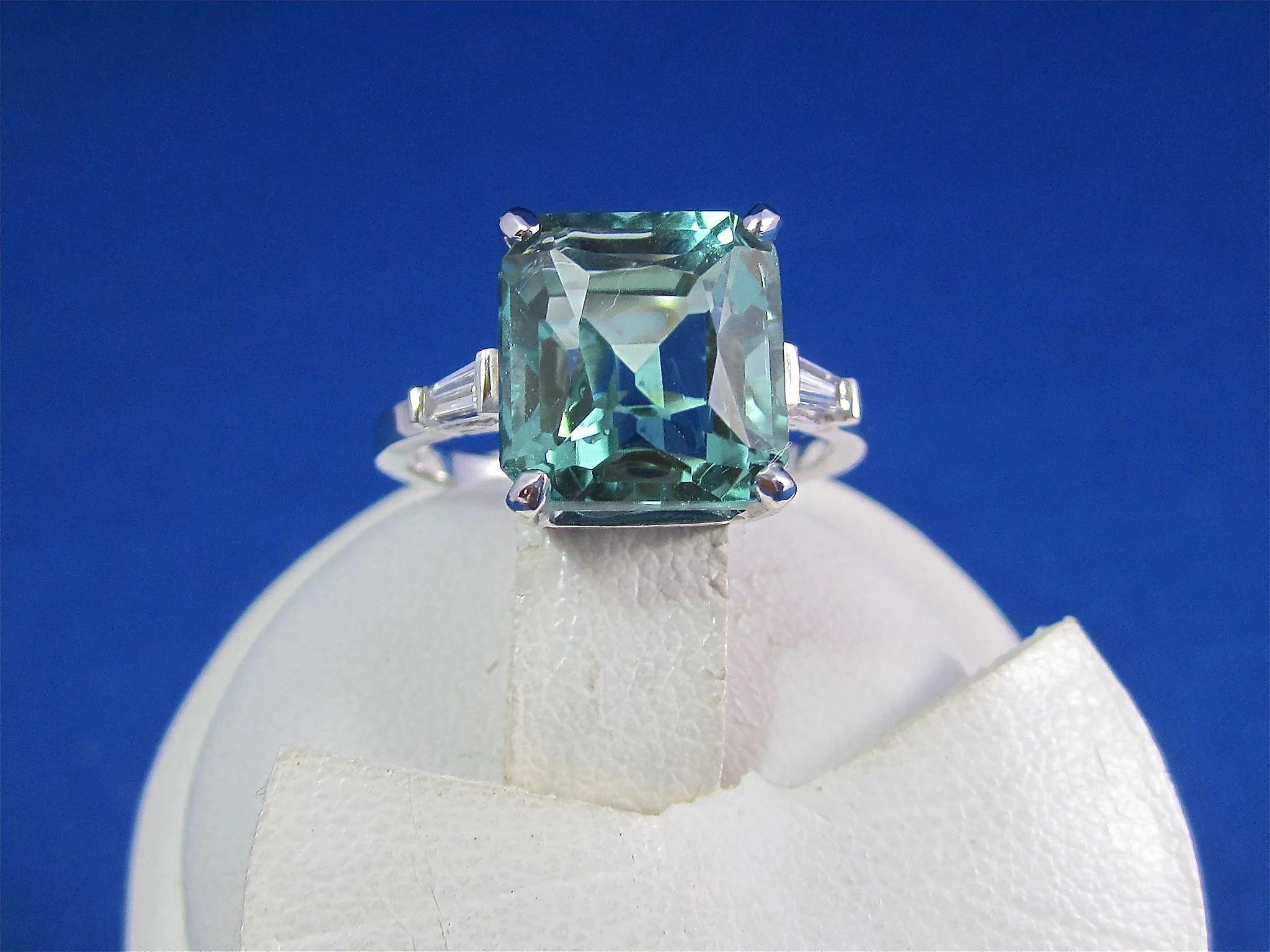 quartz ben bridge jeweler engagement diamond ring jewelry rings green
