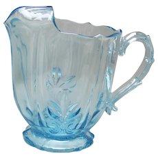 RARE - Fostoria BAROQUE Ice Lip Water Pitcher - 46 oz.