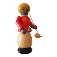 Vintage Wooden Incense Smoker