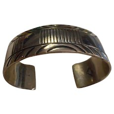 Sterling Silver Vintage Bracelet