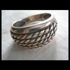 Sterling Silver Vintage Ring